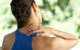 Мазь при остеохондрозе шейного отдела