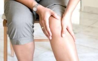 Как и чем лечить артрит коленного сустава