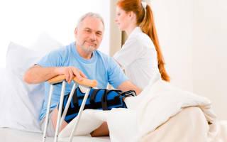 Восстановление после замены тазобедренного сустава в домашних условиях