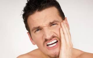 Болит сустав челюсти при открывании рта
