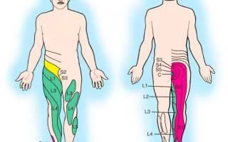 Боли в ноге при грыже позвоночника лечение
