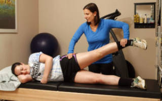 Физкультура при остеоартрозе коленного сустава