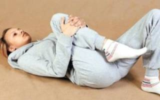 Гимнастика при остеоартрозе коленного сустава
