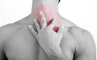 Ком в горле при шейном остеохондрозе