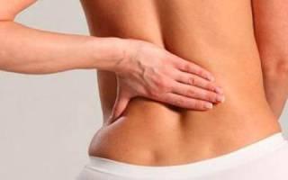 Симптомы поясничной грыжи у женщин
