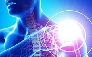 Болит правый плечевой сустав что делать