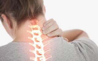 Мелоксикам при остеохондрозе шейного отдела