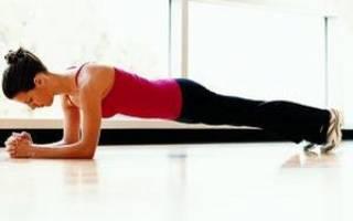 Можно ли делать упражнение планка при грыже позвоночника