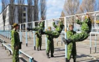 Берут ли в армию с остеохондрозом поясничного отдела