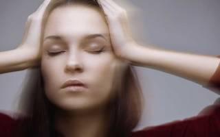 Может ли кружиться голова от остеохондроза