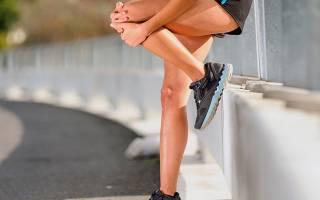 Мазь при растяжении связок коленного сустава