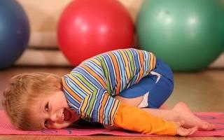 Гимнастика видео для детей от сколиоза