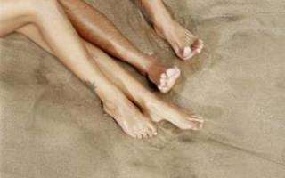 Заболевания суставов ног и их лечение