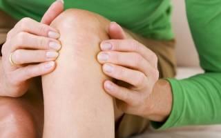 Опухоль в коленном суставе причины и лечение