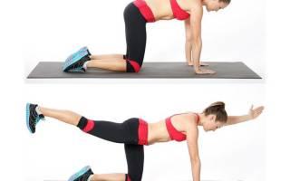 Комплекс упражнений при остеохондрозе спины и поясницы