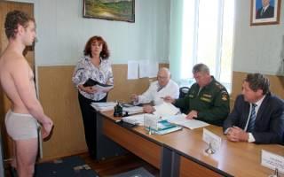 Берут ли в армию с остеохондрозом грудного отдела позвоночника