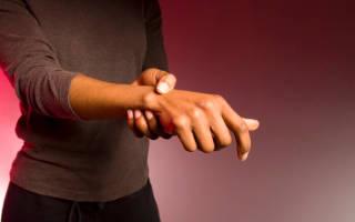 Народные средства от полиартрита пальцев рук