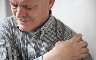 Боль в плечевом суставе при поднятии руки лечение
