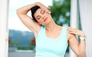 Как вылечить шейный остеохондроз в домашних условиях