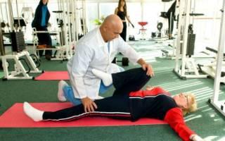 Бубновский упражнения при гонартрозе видео