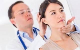 Мутная голова при шейном остеохондрозе