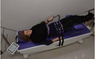 Вытяжка позвоночника и коленных суставов