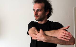 Комплекс упражнений после перелома плечевого сустава