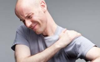 При вращении рукой хрустит плечевой сустав