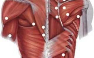 Шейный остеохондроз с левой стороны