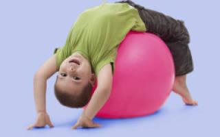 Гимнастика для детей со сколиозом