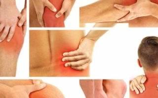 Почему болят суставы и мышцы всего тела