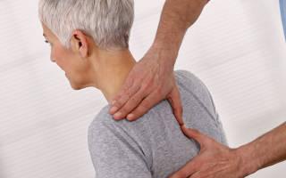 Как проявляется остеохондроз грудного отдела