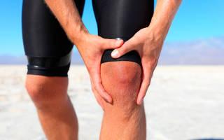 Почему при коксартрозе болят колени