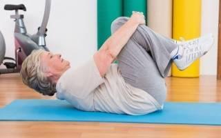 Лечебная физкультура при гонартрозе коленного сустава