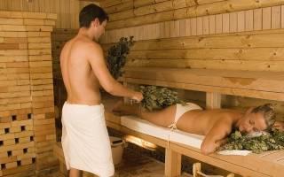 Головокружение в бане при остеохондрозе