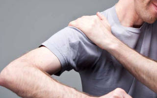 Болит рука в плечевом суставе при поднятии руки