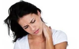 Вертебральная недостаточность на фоне шейного остеохондроза