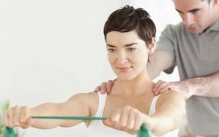 Остеохондроз шейного отдела позвоночника упражнения