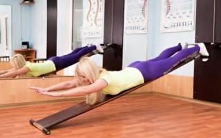Упражнения на доске евминова при межпозвоночной грыже видео
