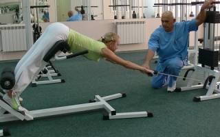 Упражнения для позвоночника при грыже бубновский