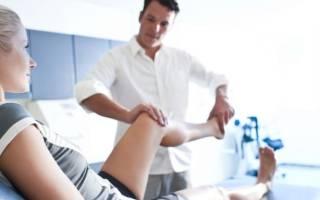Лечебная физкультура при артрозе коленного сустава видео