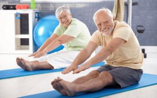 Лфк при артрозе голеностопного сустава комплекс упражнений