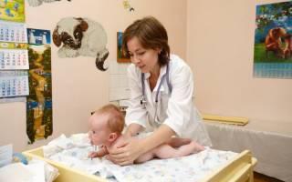 Массаж при дисплазии тазобедренных суставов у детей