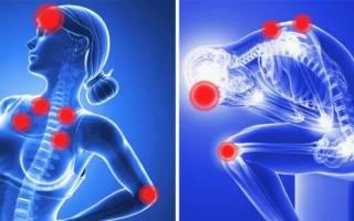 Боль во всем теле мышцах и суставах