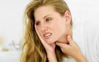 Комок в горле при остеохондрозе лечение