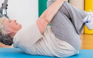 Комплекс упражнений гонартроз третьей степени
