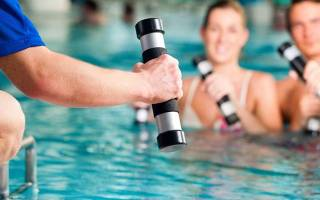 Плавание при остеохондрозе шейного отдела