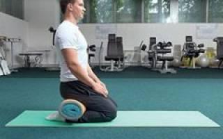 Упражнения для суставов коленей при артрозе по методу бубновского