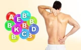 Витамины для укрепления связок и суставов