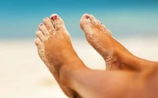Артрит большого пальца на ноге лечение